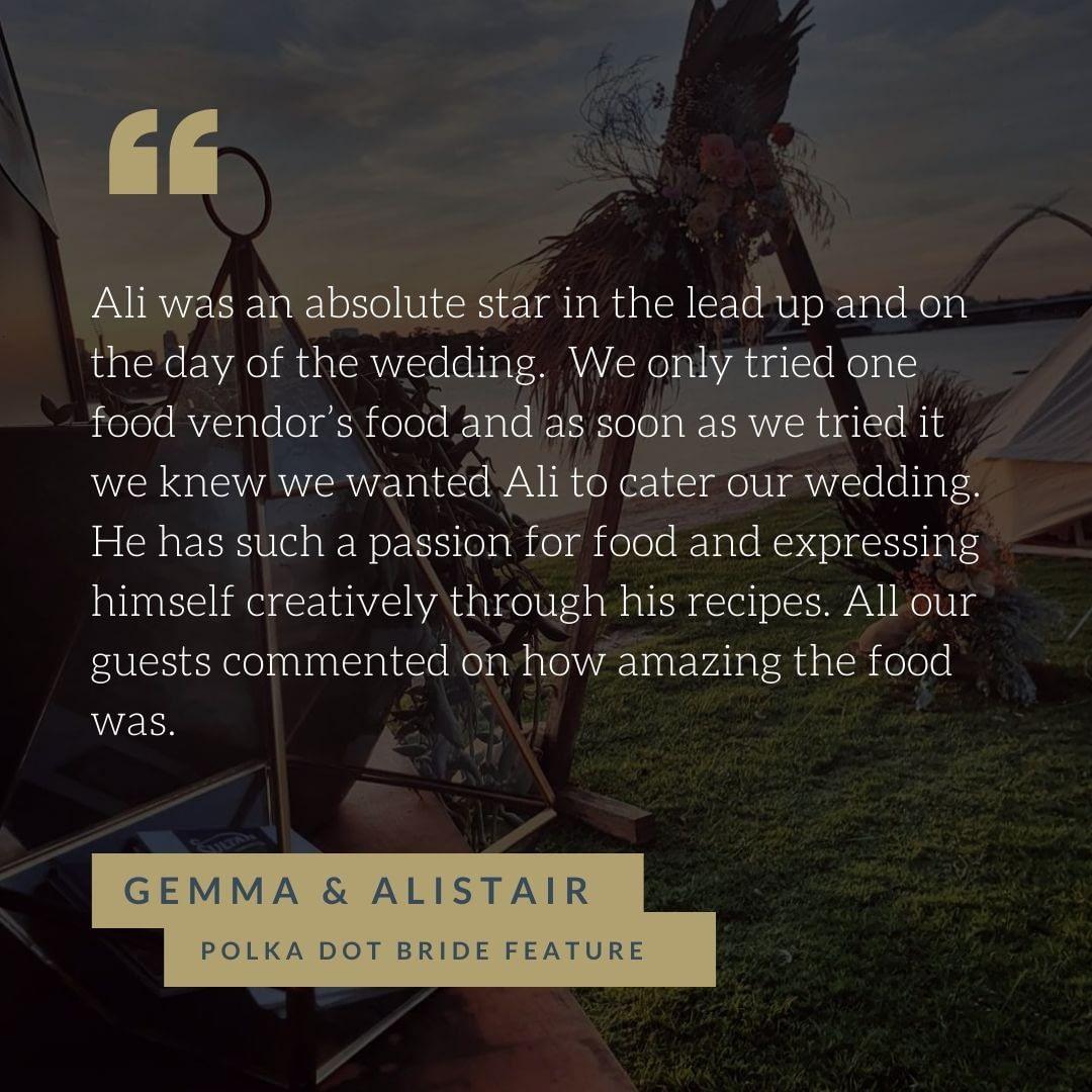 Alistair & Gemma Review